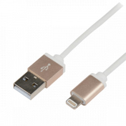 CABLE USB LOGILINK PARA IPHONE 5 1MTS