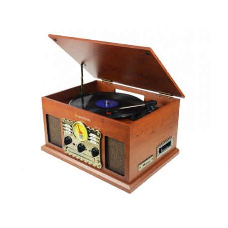 SUNSTECH GIRADISCOS/BT/K7/CD/RADIO