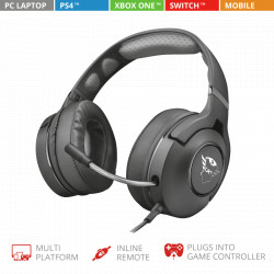 GXT 420 Rath Multiplatform Gaming Headset