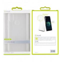Muvit funda Crystal Soft Xiaomi Mi A2