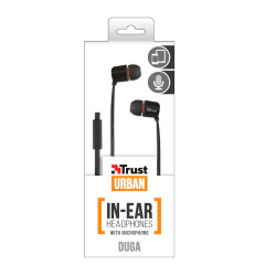 Trust Urban In-Ear Headphones DUGA