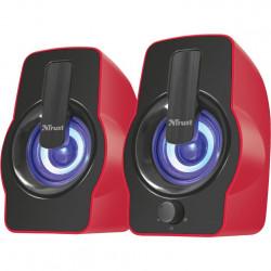 Trusk Speaker set GEMI with RGB led illumination